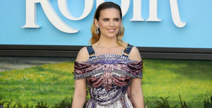 Hayley Atwell is victim to nude selfie leak on X-rated