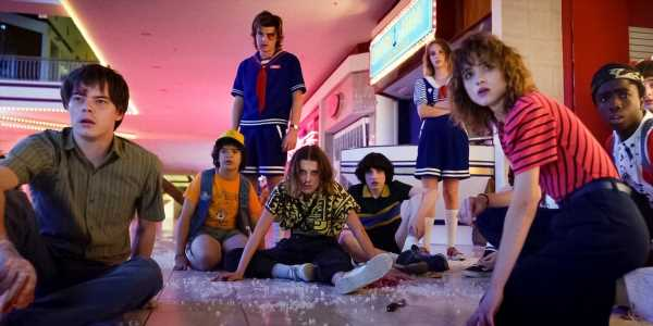 The 'Stranger Things' Character You Are, According To Your