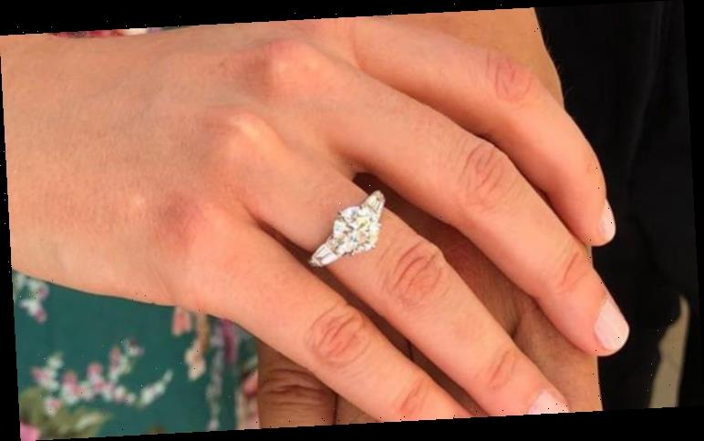 Royal Wedding Which Royal Engagement Ring Is Princess Beatrice S