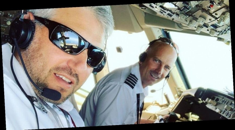 Boeing pilot 'nearly had heart attack' when he spotted ...