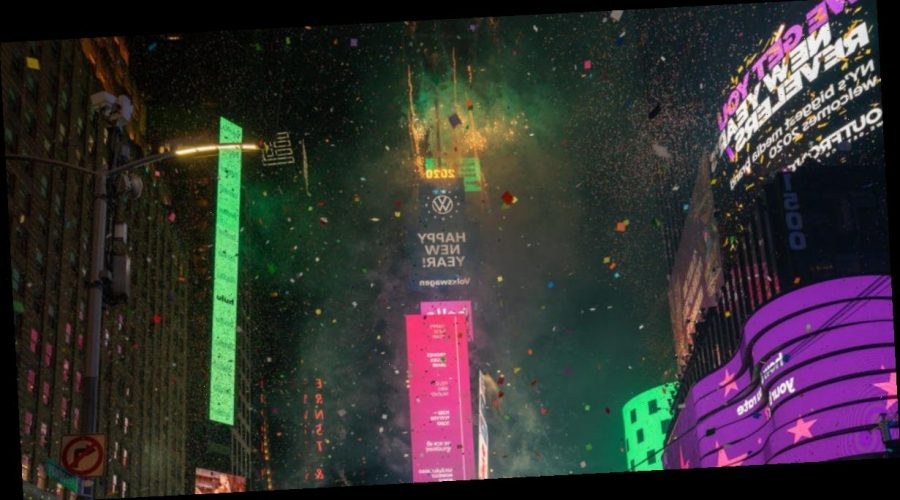 Times Square will hold a digital New Year's Eve celebration to ring in 2021 | LifeStyles-NS